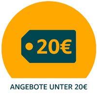 Countdown zur Black Friday Woche - Angebote unter 20€