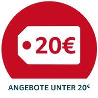 Last Minute Angebote - Angebote unter 20€