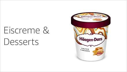 Eiscreme & Desserts