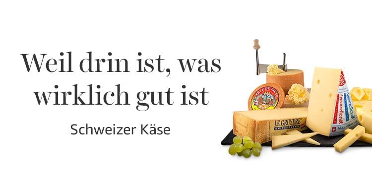 Schweizer Käse von Emmi