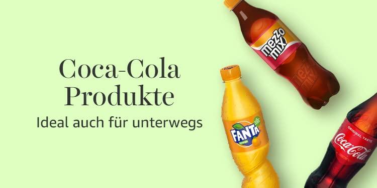 Coca-Cola Produkte