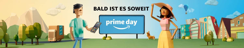 Prime Day - Jeder Tag ist ein schöner Tag