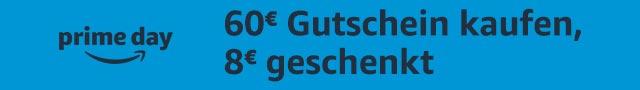 8 EUR Aktionsgutschein beim Kauf eines 600 EUR Geschenkgutscheins