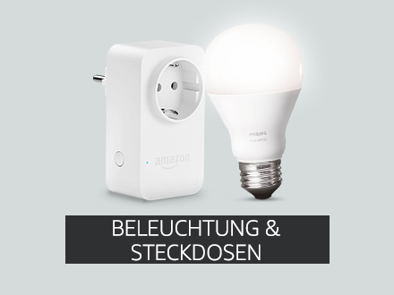 Beleuchtung & Steckdosen