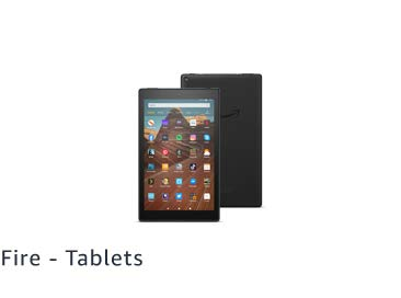 Fire - Tablets