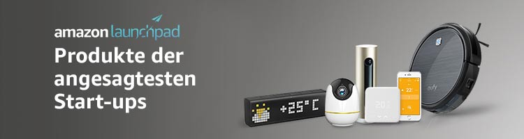 Amazonlaunchpad - Produkte der angesagtesten Start-ups