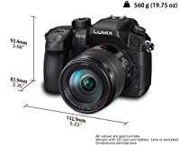 Lumix DMC-GH4 mit Objektiv Lumix G Vario 14-140mm/F3,5-5,6