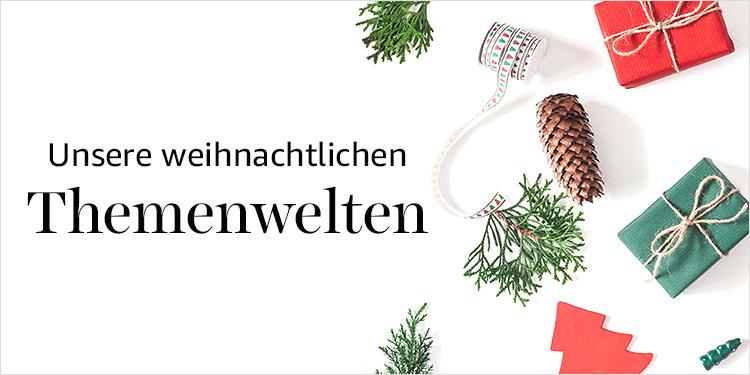 Unsere weihnachtlichen Themenwelten