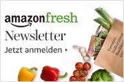 AmazonFresh Newsletter