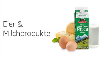 Eier & Milchprodukte