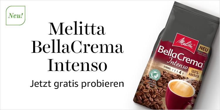 Melitta BellaCrema Intenso gratis