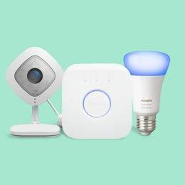 Bis zu -50% auf ausgewählte Smart-Home-Produkte