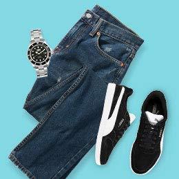 Angebote bei Fashion, Schmuck, Schuhen und vielem mehr