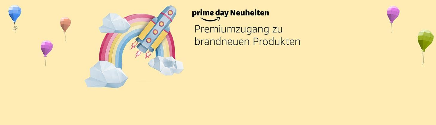 Prime Day Neuheiten