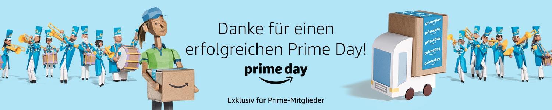 Prime Day - Ein zweitägiges Feuerwerk voller toller Angebote