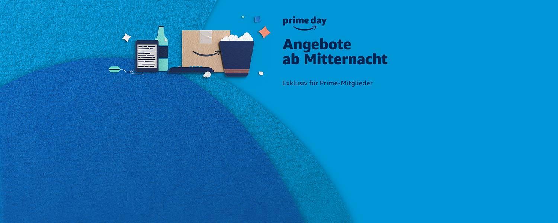 Amazon Prime Day am 13 +14 Oktober