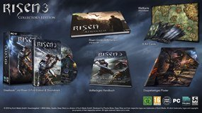 Risen 3: Titan Lords Collectors Edition, Abbildung #01
