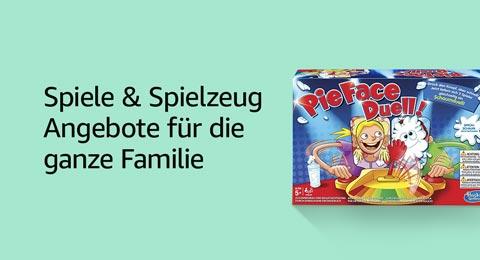 spiele und Spielzeug: Angebote für die ganze Familie
