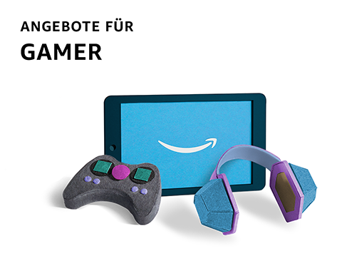 Prime Day Angebote in Gaming
