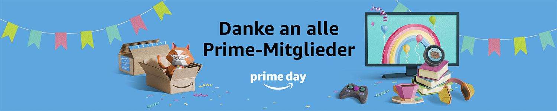 Prime Day 2018 - Danke an alle Prime-Mitglieder