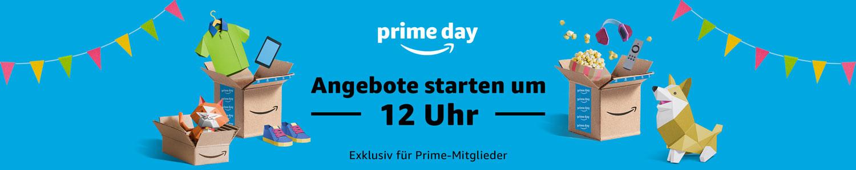 Prime Day 2018 startet am 16. Juli um 12 Uhr