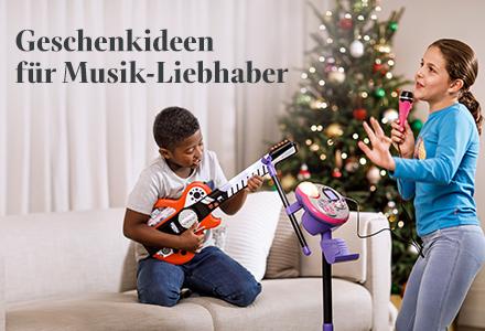 Geschenkideen für Musik-Liebhaber