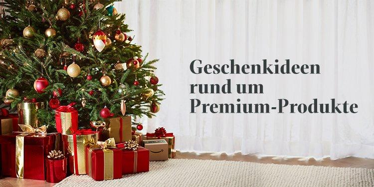 Geschenkideen rund um Premium-Produkte