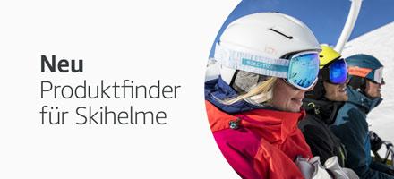 Ski- und Snowboardhelme Finder