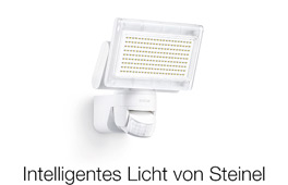 Mehr Sicherheit, Komfort und Energieeffizienz – Intelligentes Licht von Steinel