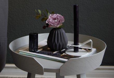 skandinavisches wohnzimmer von pretty nice k che haushalt wohnen. Black Bedroom Furniture Sets. Home Design Ideas