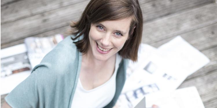 Portrait Kerstin Schmidt, Sanvie