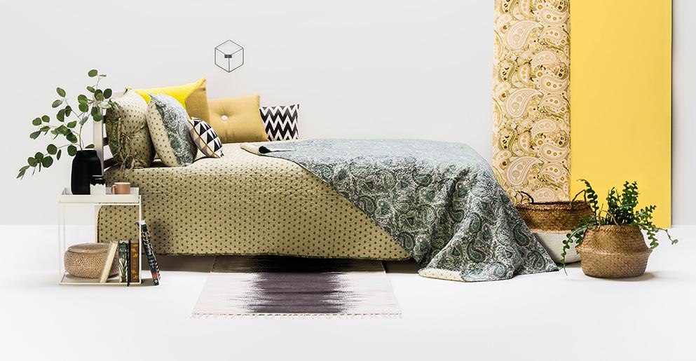 Wohntrend Paisley - Bringen Sie Muster in Ihr Zuhause