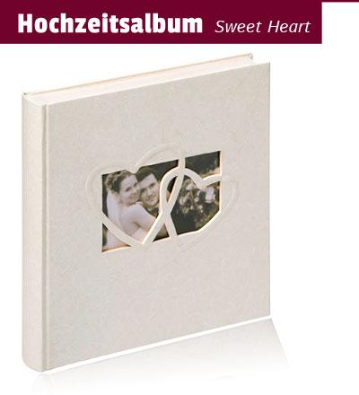 Hochzeitsalbum Sweet Heart
