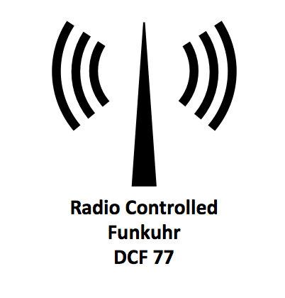 DCF 77 Funkuhr