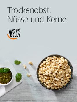 Happy Belly Trockenobst, Nüsse und Kerne