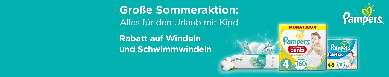 [amazon.de] Pampers Premium Monatspackungen im Angebot