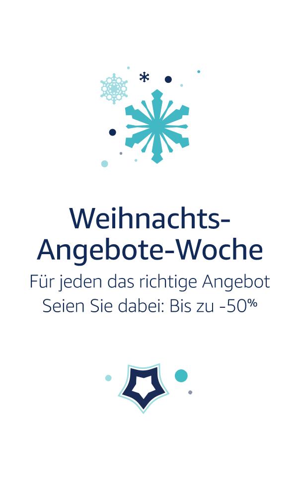 Weihnachts-Angebote-Woche
