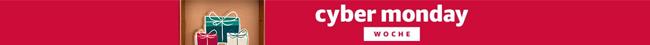 Countdown zur Cyber Monday-Woche