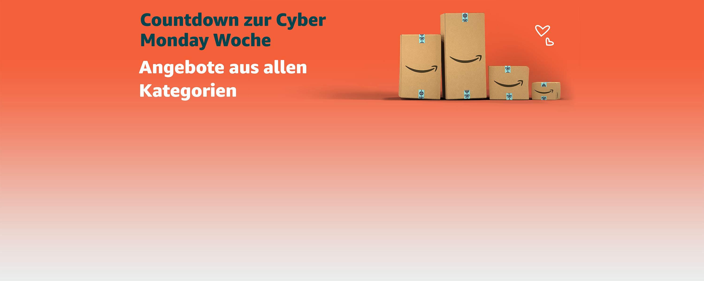 [amazon.de] Countdown do Cyberweeka s akcijama svaki dan