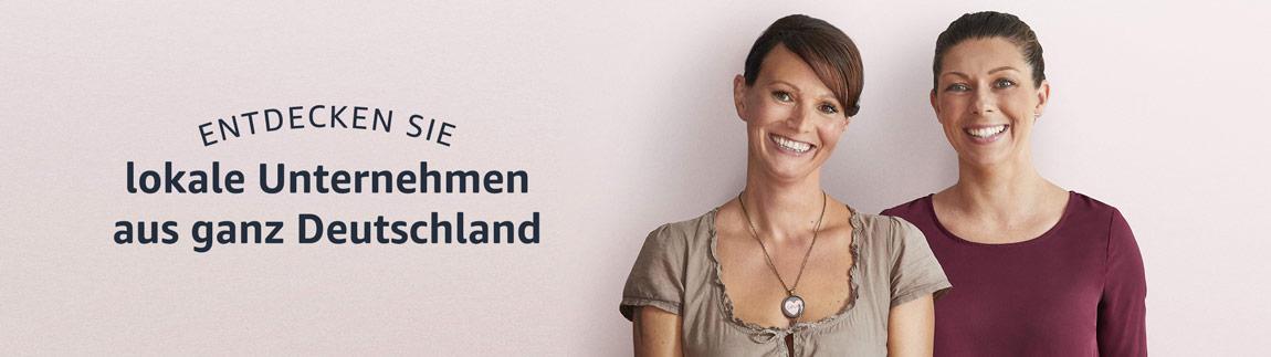Entdecken Sie lokale Unternehmen aus ganz Deutschland