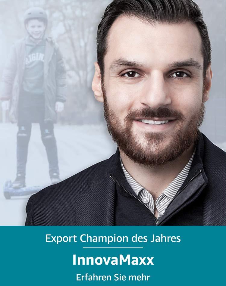 Export Champion des Jahres