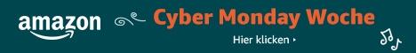 Cyber Monday Woche 2018 bei amazon.de - Schnäppchen und Deals des Tages