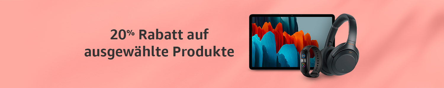 20% auf Warehouse Deals
