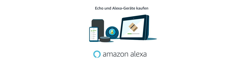 Echo und Alexa-Gerate kaufen