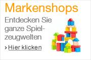 Spielzeug-Markenshops