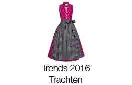 Trends 2016: Tracht