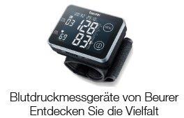 Blutdruckmessgeräte von Beurer