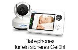 Babyphones für ein sicheres Gefühl