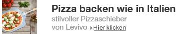 Pizzascheider von Levivo