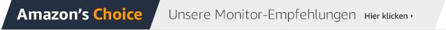 Amazon's Choice Gaming Monitore, Multimedia Monitore und Monitore für Design